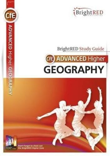 9781849483094 CfE Advanced Higher Geography Study Guide