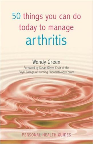 9781849530545 50 Things You Can Do to Manage Arthritis