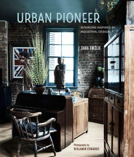 9781849758000 Urban Pioneer