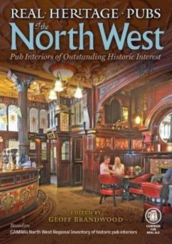 9781852493455 Real Heritage Pubs of the North West