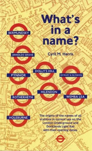 9781854142412 What's in a Name?