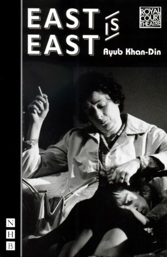 9781854593139 East is East