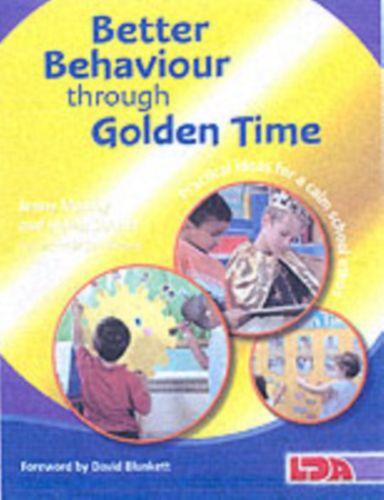 9781855033948 Better Behaviour Through Golden Time