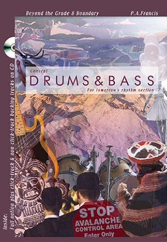 9781862181045 Drums and Bass