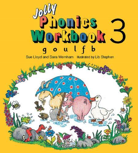 9781870946537 Jolly Phonics Workbook 3