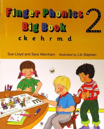 9781870946889 Finger Phonics