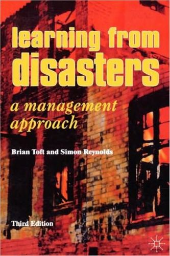 9781899287758 Learning from Disasters