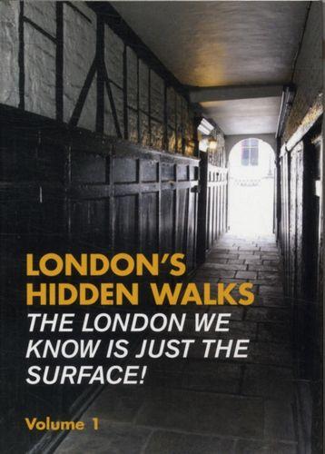 9781902910451 London's Hidden Walks