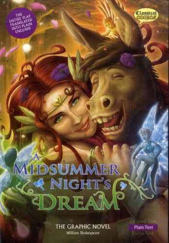 9781906332907 Midsummer Night's Dream the Graphic Novel