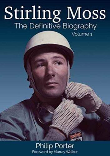 9781907085338 Stirling Moss: The Definitive Biography