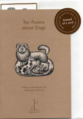 9781907598098 Ten Poems About Dogs