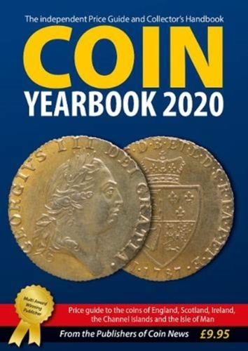 9781908828507 Coin Yearbook 2020