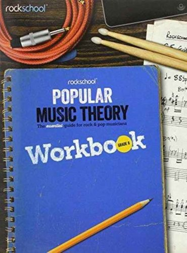 9781908920775 Rockschool Popular Music Theory Workbook Grade 8