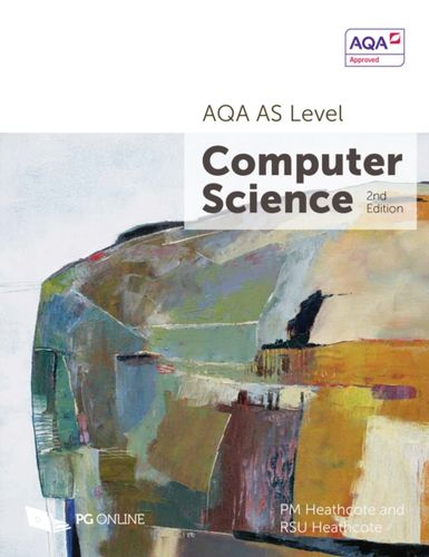 9781910523063 AQA as Level Computer Science