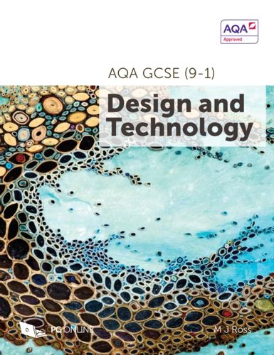9781910523100 AQA GCSE (9-1) Design and Technology 8552