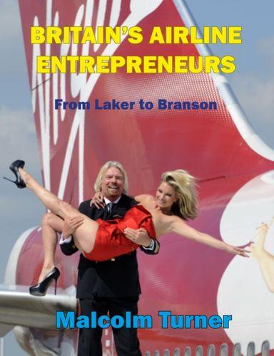 9781916216136 Britain's Airline Entrepreneurs