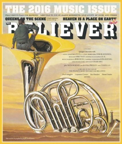 9781940450629 Believer, Issue 114