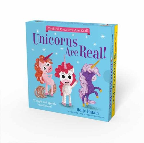 9781984892867 Mythical Creatures Boxed Set