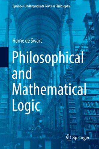 9783030032531 Philosophical and Mathematical Logic