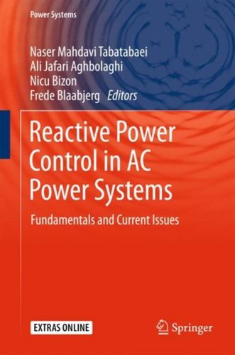 9783319511177 Reactive Power Control in AC Power Systems