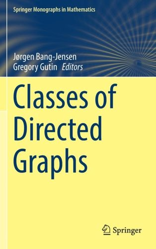 9783319718392 Classes of Directed Graphs