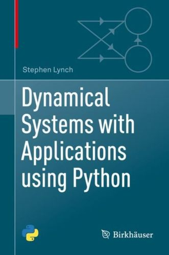 9783319781440 Dynamical Systems with Applications using Python