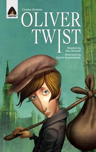 9789380028569 Oliver Twist