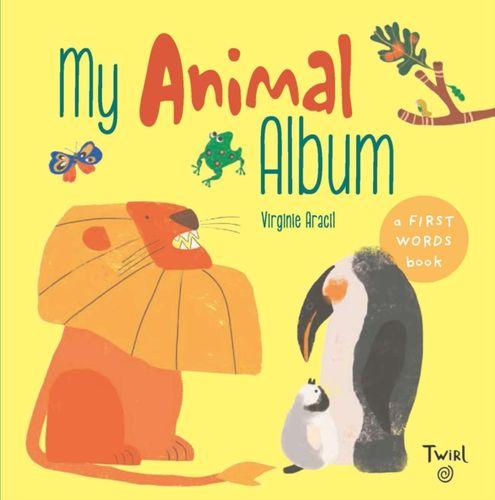 9791027603688 My Animal Album