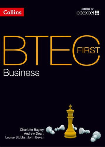 9780007479795 BTEC First Business