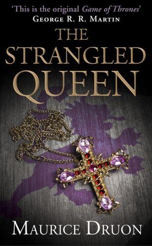 9780007491285 Strangled Queen