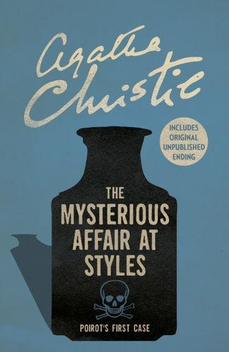 9780007527496 Mysterious Affair at Styles