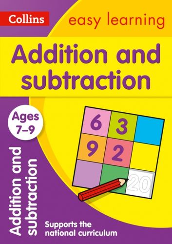 9780008134211 Addition and Subtraction Ages 7-9: New Edition