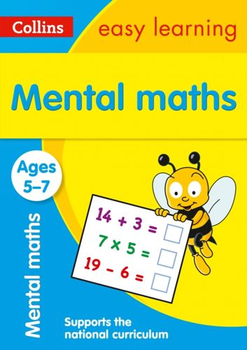 9780008134334 Mental Maths Ages 5-7: New Edition
