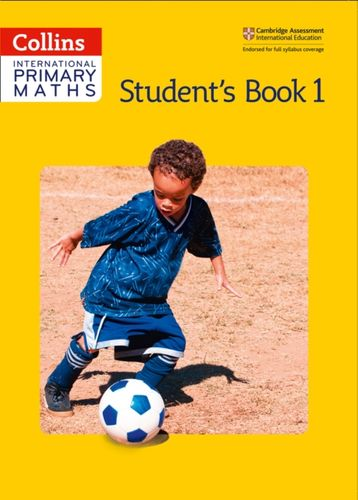 9780008159795 Student's Book 1