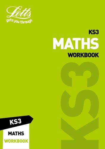 9780008299125 KS3 Maths Workbook