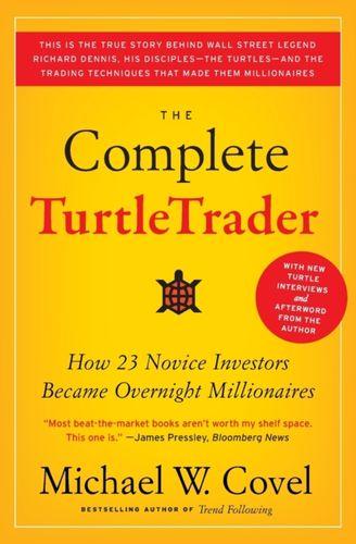 9780061241710 Complete TurtleTrader