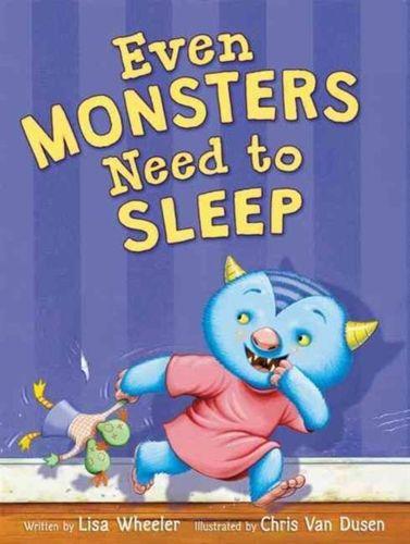 9780062366405 Even Monsters Need to Sleep