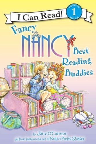 9780062377838 Fancy Nancy: Best Reading Buddies