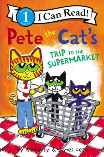 9780062675378 Pete the Cat's Trip to the Supermarket
