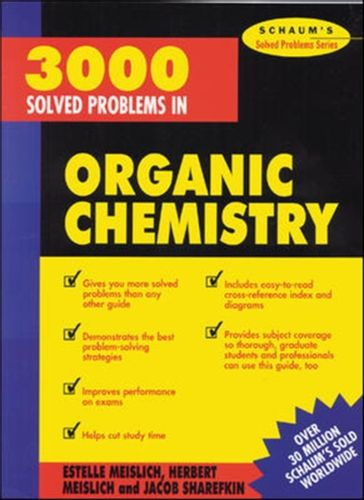 9780070564244 3000 Solved Problems in Organic Chemistry