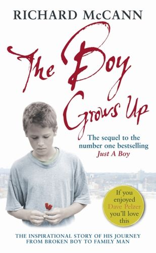 9780091908645 Boy Grows Up