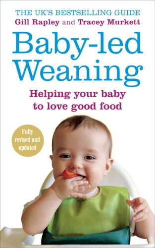 9780091923808 Baby-led Weaning