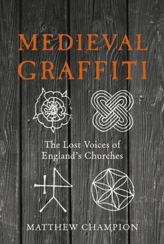 9780091960414 Medieval Graffiti
