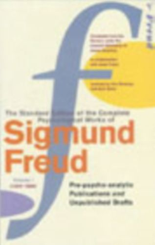 9780099426523 Complete Psychological Works Of Sigmund Freud, The Vol 1