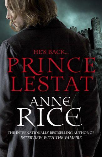 9780099599340 Prince Lestat