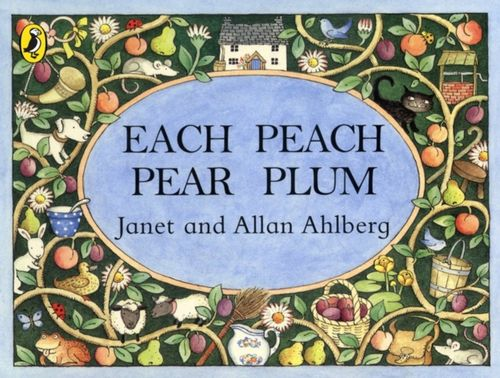 9780140509199 Each Peach Pear Plum
