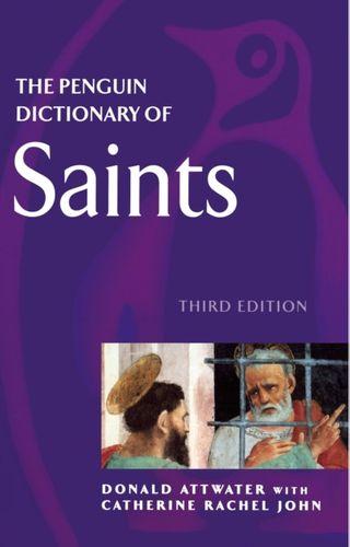 9780140513127 Penguin Dictionary of Saints