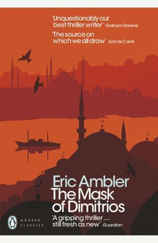 9780141190334 Mask of Dimitrios