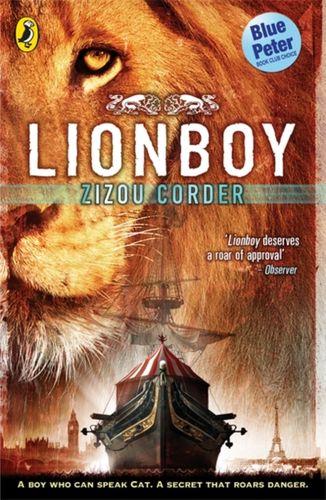 9780141317267 Lionboy