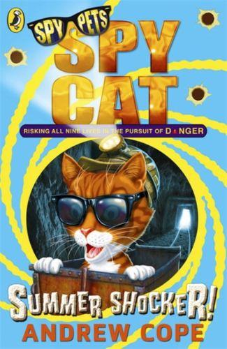 9780141347202 Spy Cat: Summer Shocker!